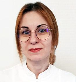 Майорова Любовь Ивановна